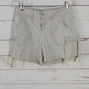 4f42cdcbe ... Faded Glory Stretch Womens 4 Cotton Spandex Shorts ...